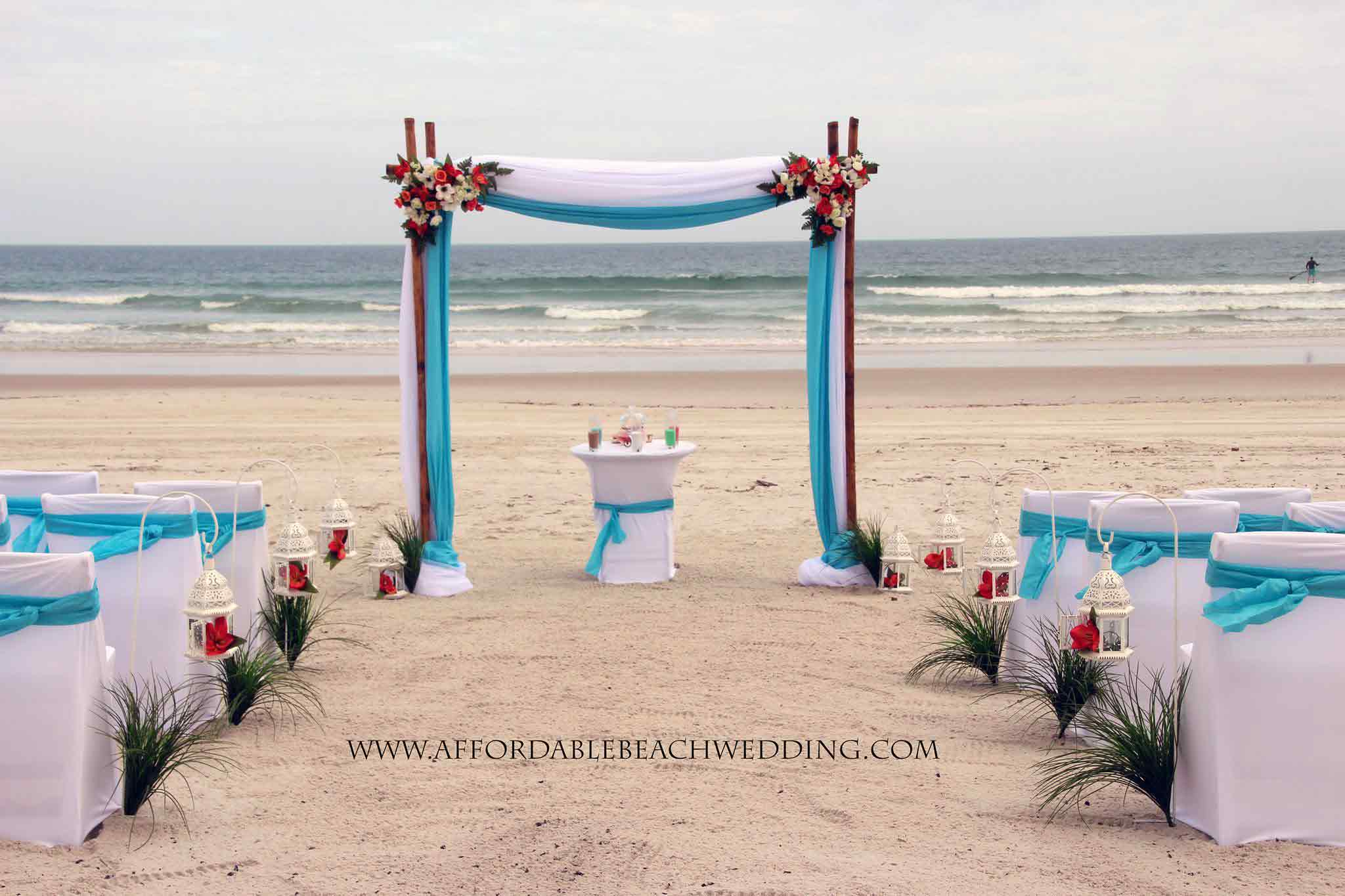 Affordable Beach Wedding Daytona Beach Amp New Smyrna Beach Weddings