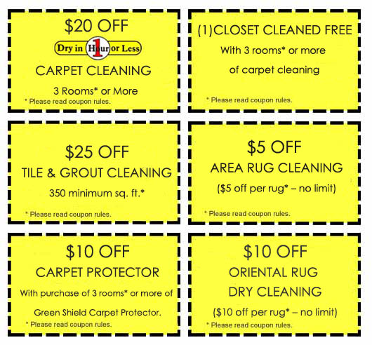 Daytona Beach Carpet Cleaning Coupons