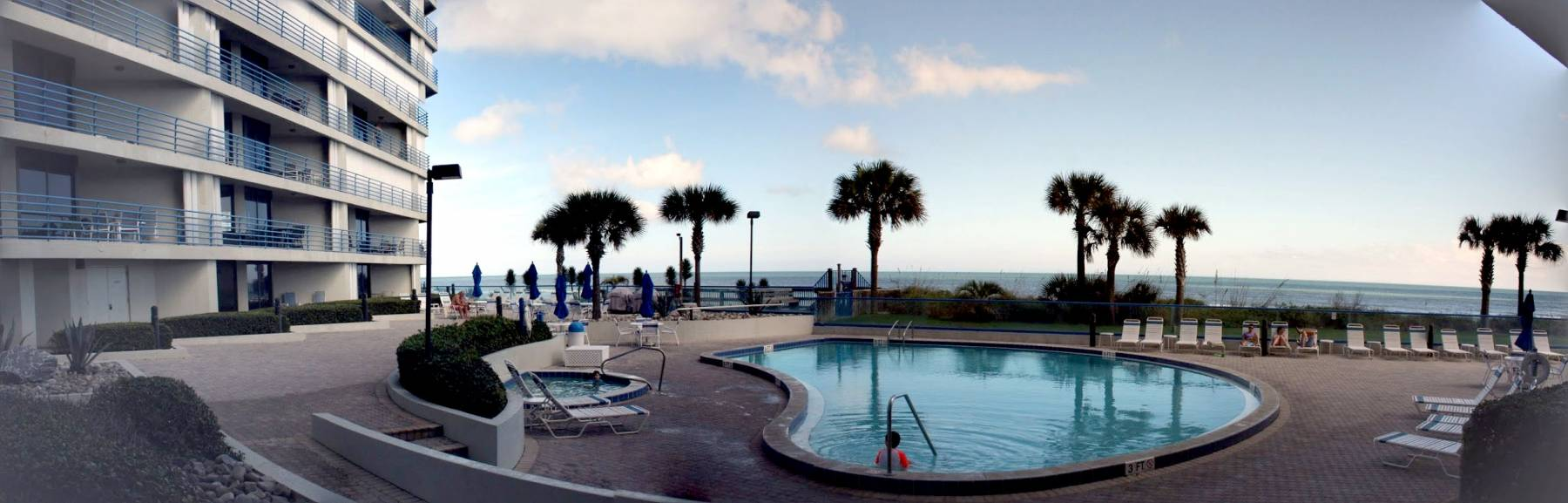 Ebbtide Condominium Luxury Vacation Condominiums In New Smyrna