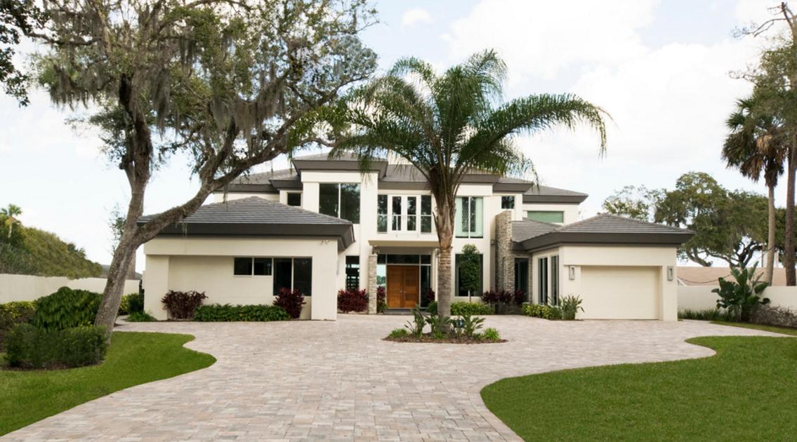 Forever homes custom built homes in central florida for Designer homes of central florida