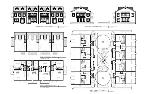 Rich Street FLOOR PLAN ELEVATION.dwg ELEV_PLAN (1)